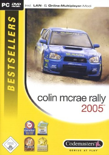 Colin McRae Rally 2005 [Bestsellers]