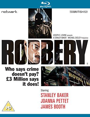 Robbery [Blu-ray] [UK Import]