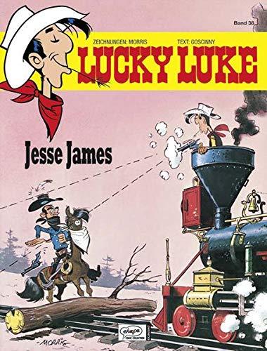 Lucky Luke 38: Jesse James