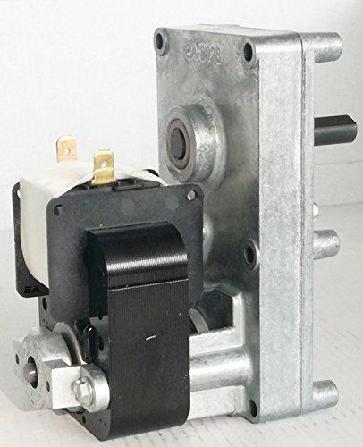Pelletmotor Getriebemotor 5,3 RPM Schneckenmotor Antrieb Pelletofen Foerderschnecke Moretti