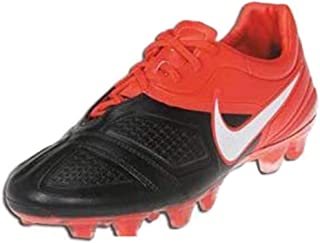 CTR360 Maesrti FG Black/Challenge Red Mens Soccer Cleats