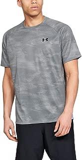 Under Armour mens Tech Printed 2.0 Short Sleeve T-Shirt