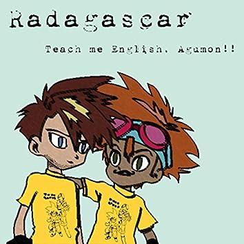 Teach Me English, Agumon!!