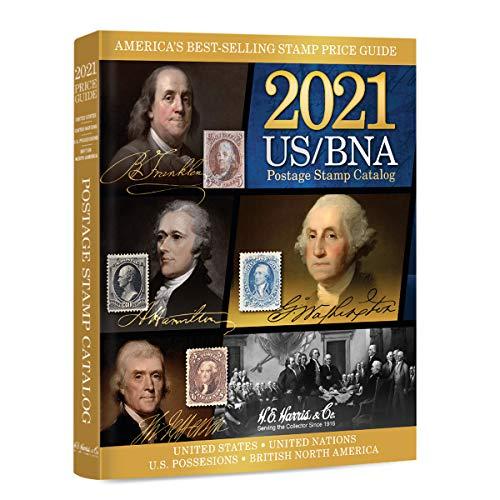 US/BNA Postage Stamp Catalog 2021