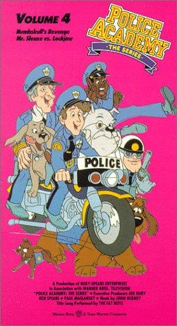 Police Academy TV 4 [VHS]