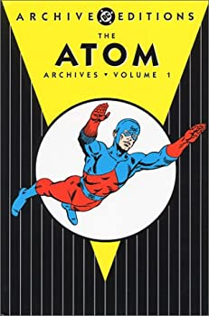 The Atom Archives, Vol. 1 - Book  of the DC Archive Editions