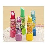 Goma, creativo Carino kawaii goma de monopatín goma para el regalo del niño, novedad, elemento material escolar papelería brillante goma para borrar, color 4 M