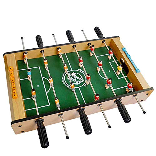 Read About XUROM Football Table Foosball Table Heavy for Pub Game Room Foosball Table Game Features ...