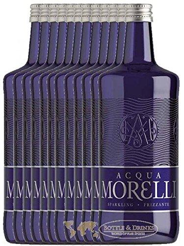 Morelli Non Sparkling - Naturale - 12 x 0,75 Liter