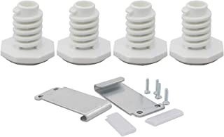 ApplianPar W10869845 Stack Kit Replacement for Whirlpool Standard Maytag Long Vent Dryer Washers W10298318RP AH3407625 1862761 52774