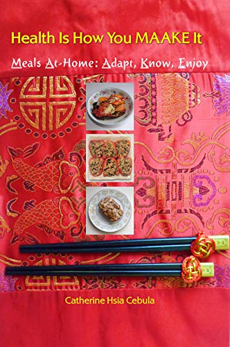 Meals At-Home: Adapt, Know, Enjoy (English Edition)