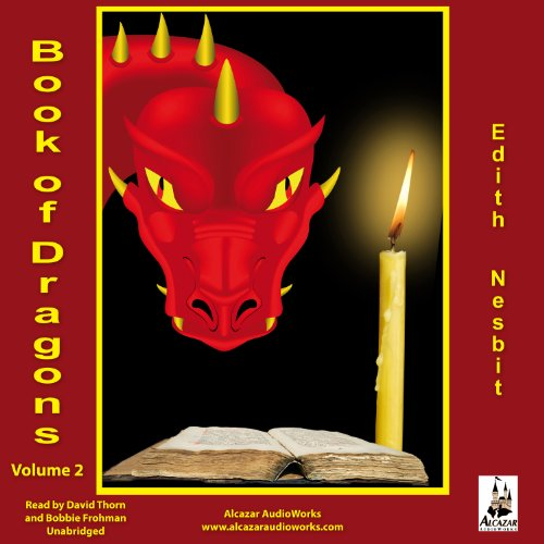 The Book of Dragons, Volume 2 audiobook cover art