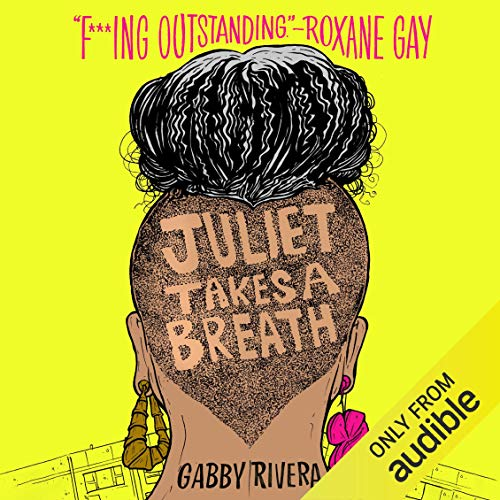 Juliet Takes a Breath cover art