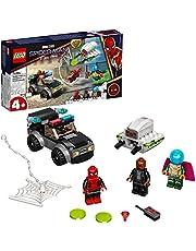 レゴ(LEGO) スーパー・ヒーローズ スパイダーマン ミステリオのドローン攻撃 76184