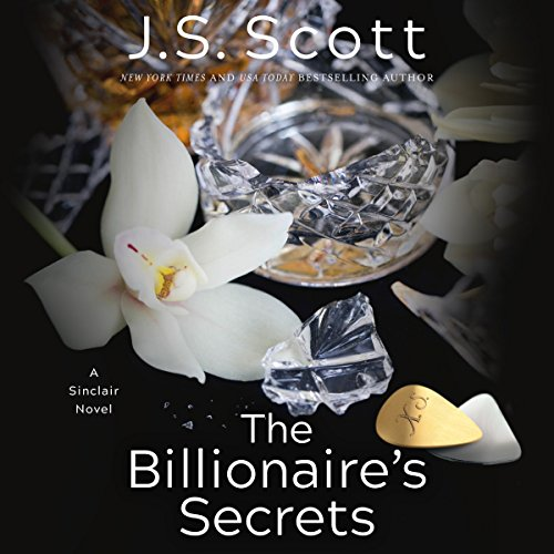 The Billionaire's Secrets audiobook cover art