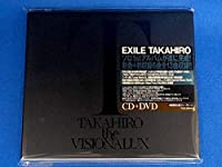 EXILE TAKAHIRO/the VISIONALUX通常盤/初回仕様