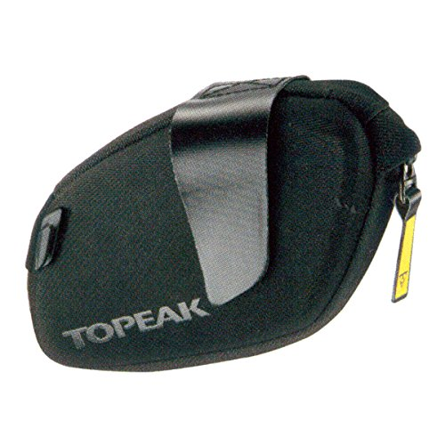 TOPEAK DYNAWEDGE, Strap Mount Small Bolso para Bici Ciclismo