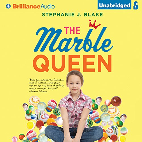 The Marble Queen audiobook cover art