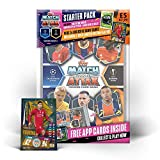 UCL Match Attax Pack de Inicio T.20/21