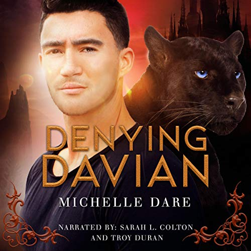 Denying Davian  By  cover art