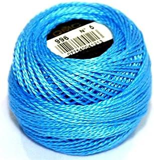 DMC Cotton Perle Thread Size 5 996 - per 10 gram ball
