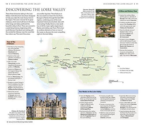DK Eyewitness Loire Valley (Travel Guide) - 51ZHOPxI mL