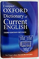 COMPACT OXFORD ENGLISH DICTIONARY,3/ED (REVISED) (HB)