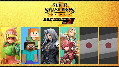 Super Smash Bros. Ultimate - Fighters Pass Vol. 2 - Switch [Digital Code]