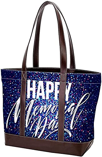 SpiceRack Umweltfreundliche TascheHandtaschen Geldbörse Shopping Blume für Mutter Frauen Mädchen Damen Student Einkaufstasche Umhängetaschen Leichter Riemen