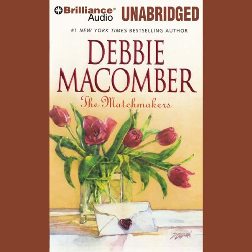 The Matchmakers audiobook cover art