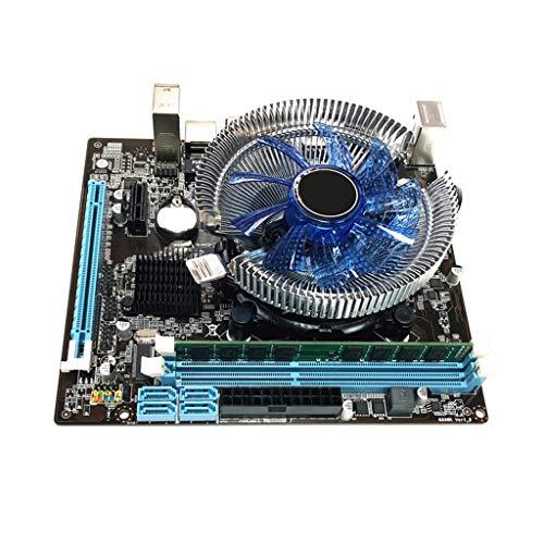 unknow 1 Unknown HM55 Placa base I3 I5 Lga 1156 4G Memory Fan Desktop Mainboard por A-LAOWENG