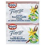 Dr. Oetker Finesse Nat. Bourbon-Vanille Aroma, (2 x 5 g) -
