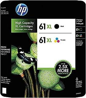 $78 » 61XL Black/Color Combo Ink Cartridges, 2 pk