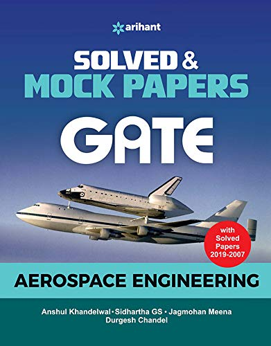 GATE Aerospace Engineering Solved & Mock Papers