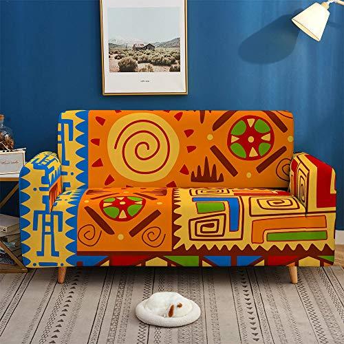 HXTSWGS Funda de sofá con Jacquard,Fundas 3D para sofás, Funda de sofá elástica elástica, Funda de sofá de 1/2/3/4 plazas, Fundas de sofá para salón-BDB70_4-plazas 235-300cm