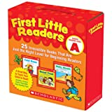 First Little Readers Guided Reading Level A: 25 Irresistible Books That Are Just the Right Level for Beginning Readers (Guided Reading Pack)