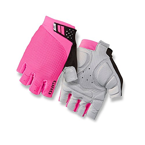 Giro Damen Monica II Gel Fahrradhandschuhe, Bright pink, M