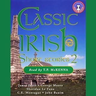 Classic Irish Short Stories 2 cover art