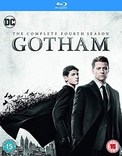 Gotham S4 [Edizione: Regno Unito] [Blu-Ray] [Import]