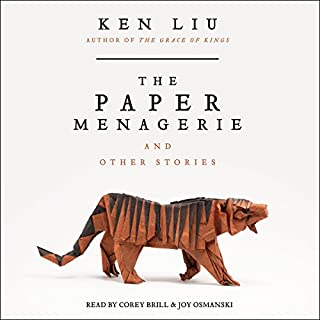 The Paper Menagerie and Other Stories cover art
