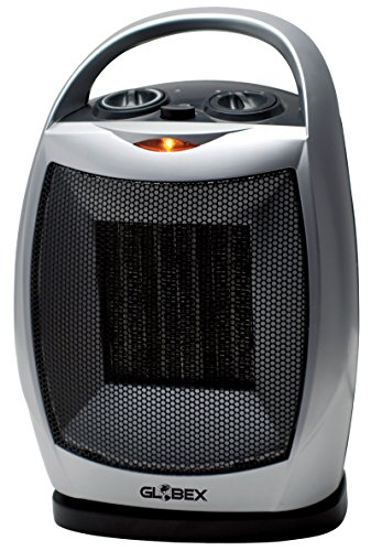 Bad Heizlüfter mit einstellbarer Thermostat 900-1000W
