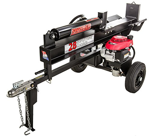 Swisher LSRH5128 5.1 HP 28 Ton Direct Drive Log Splitter