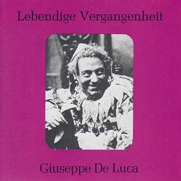 Lebendige Vergangenheit - Giuseppe De Luca