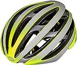 BELL Z20 Ghost MIPS Casco de Ciclismo Road, Unisex Adulto, Reflector hi-Viz Brillante, L   58-62cm
