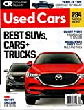 Consumer Reports Used Cars Magazine April 2020