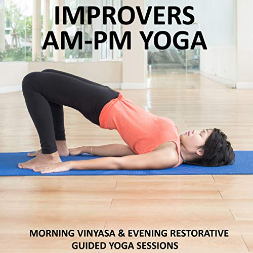Improvers AM - PM Yoga cover art
