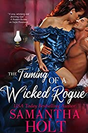 The Taming of a Wicked Rogue (The Lords of Scandal Row Book 1)