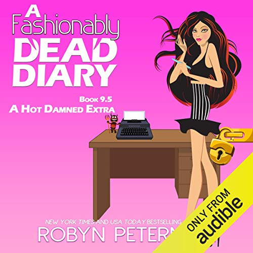 A Fashionably Dead Diary audiobook cover art