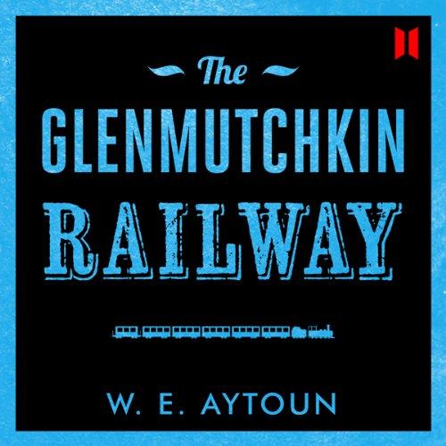 The Glenmutchkin Railway cover art