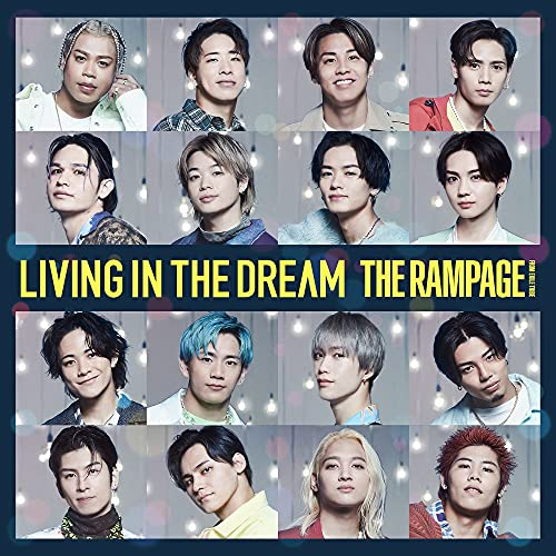LIVING IN THE DREAM(CD)の商品画像